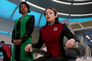 The Orville #1.01 – Old Wounds...